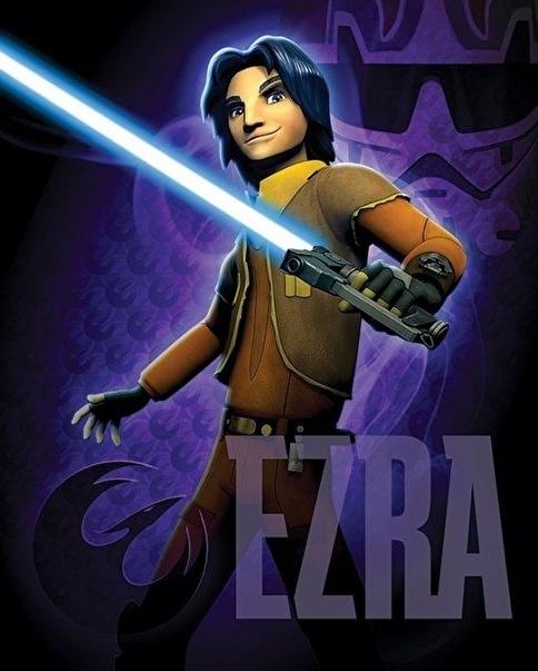 Pyramid International Mini Poster Star Wars Rebels Ezra Renkli